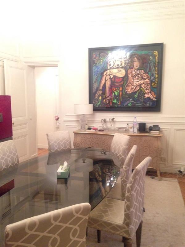Location appartement Paris 8ème 7400€ CC - Photo 12