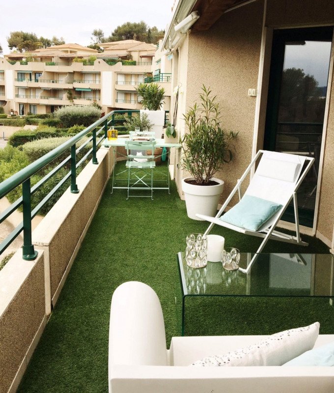 Vacation rental apartment Cavalaire 1600€ - Picture 2