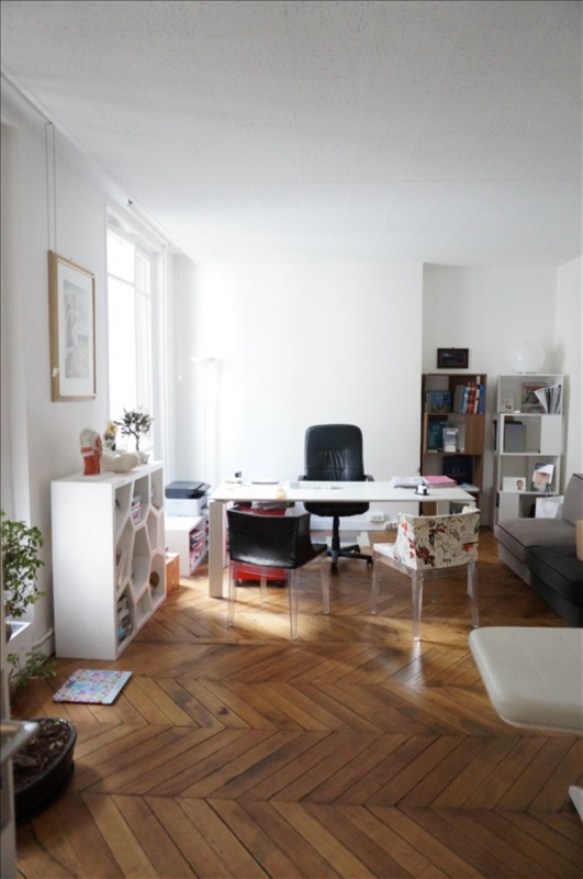 Deluxe sale apartment Paris 8ème 3 000 000€ - Picture 1