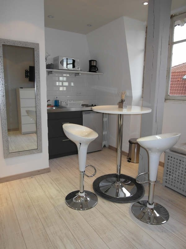 Rental apartment Enghien les bains 660€ CC - Picture 2