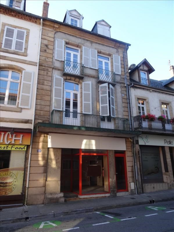 Location local commercial Moulins 450€ HT/HC - Photo 1