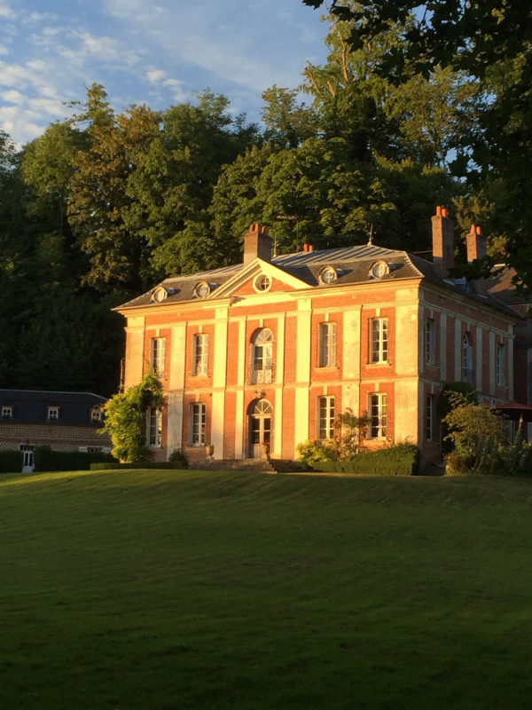 Deluxe sale chateau Lisieux 890000€ - Picture 1