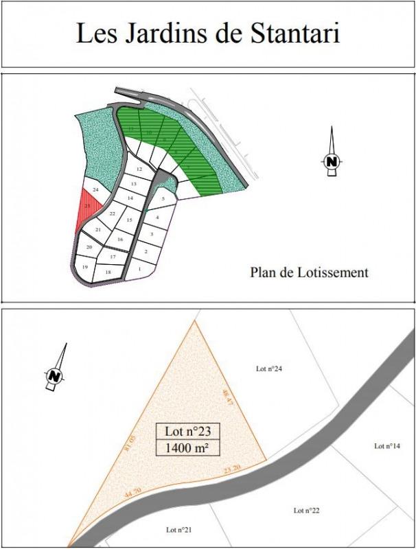 Sale site Sartène 95000€ HT - Picture 3