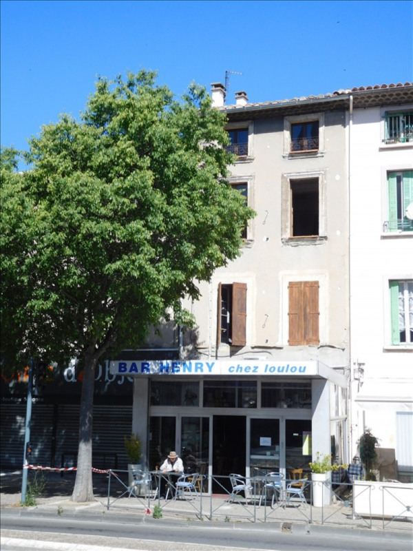 Vente immeuble Carpentras 319 500€ - Photo 2