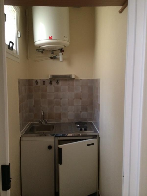 Rental apartment Paris 17ème 613€ +CH - Picture 4