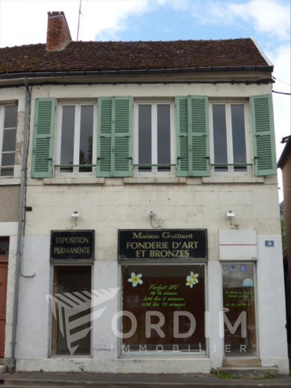 Sale building Cosne cours sur loire 89000€ - Picture 1