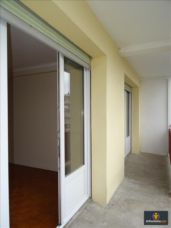 Rental apartment St brieuc 501€ CC - Picture 2