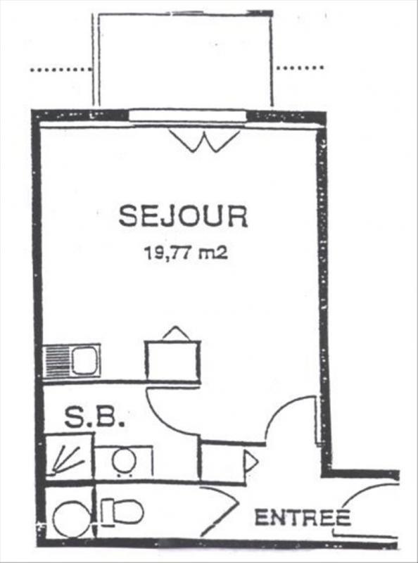 Location appartement Gif sur yvette 608€ CC - Photo 5