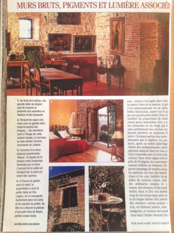 Vente maison / villa Bompas 495000€ - Photo 2