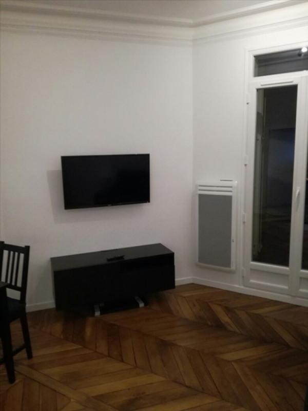 Rental apartment Paris 10ème 1000€ CC - Picture 7