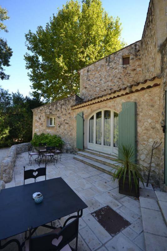 Verkauf von luxusobjekt haus Avignon extra muros 834000€ - Fotografie 3