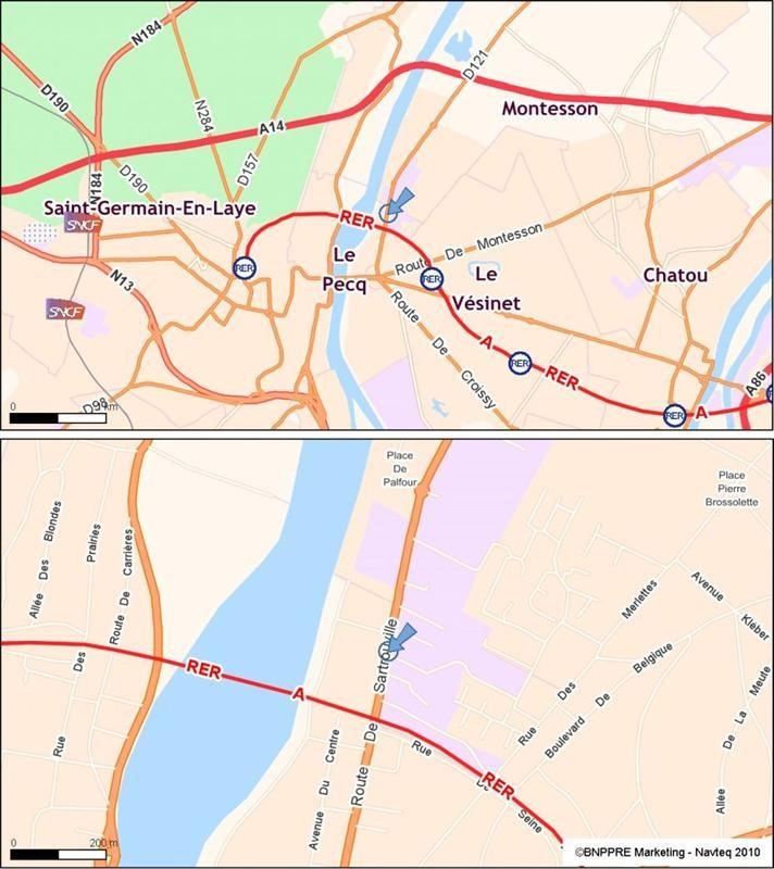Location Local d'activités / Entrepôt Le Pecq 0
