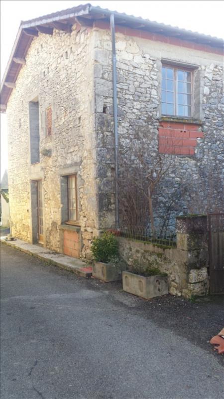 Vente maison / villa Solomiac 50000€ - Photo 1