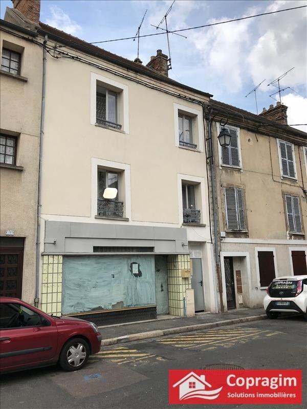 Produit d'investissement immeuble Montereau fault yonne 205200€ - Photo 1
