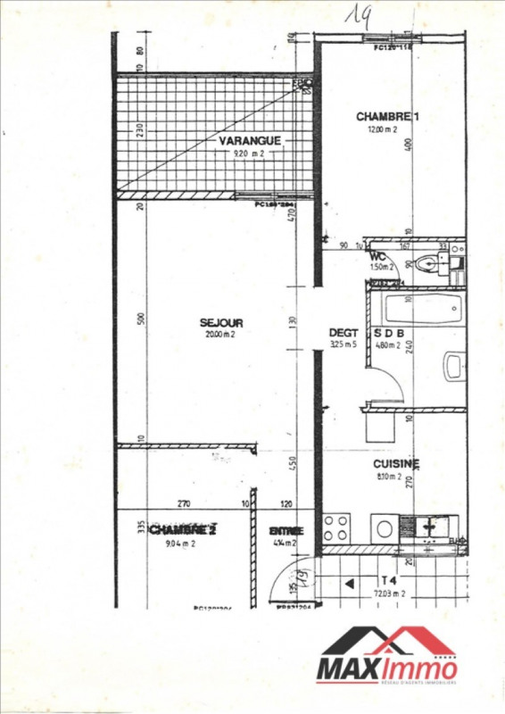 Vente appartement Ste marie 79000€ - Photo 4