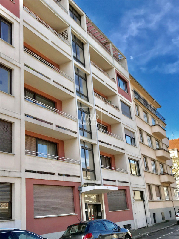boulevard marne - 3 pièces balcon cave garage