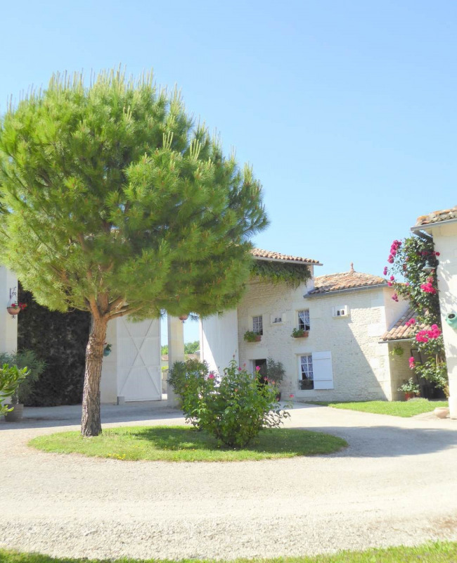 Sale house / villa Jarnac-champagne 379800€ - Picture 24