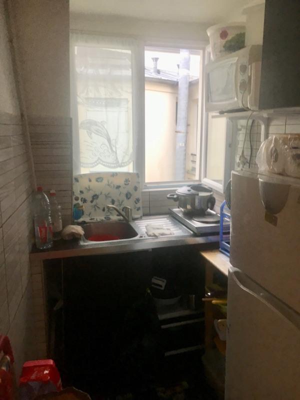 Vente appartement Paris 17ème 198000€ - Photo 2