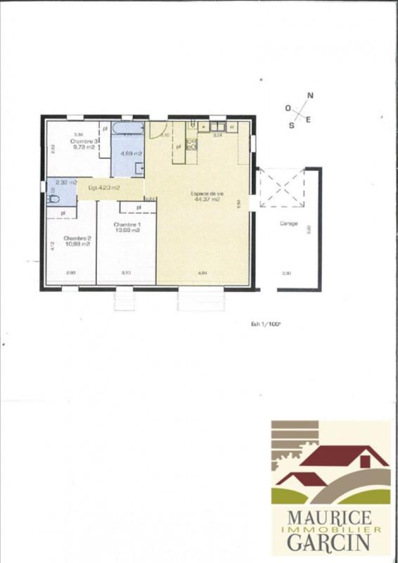 Vente maison / villa Caumont sur durance 229900€ - Photo 4