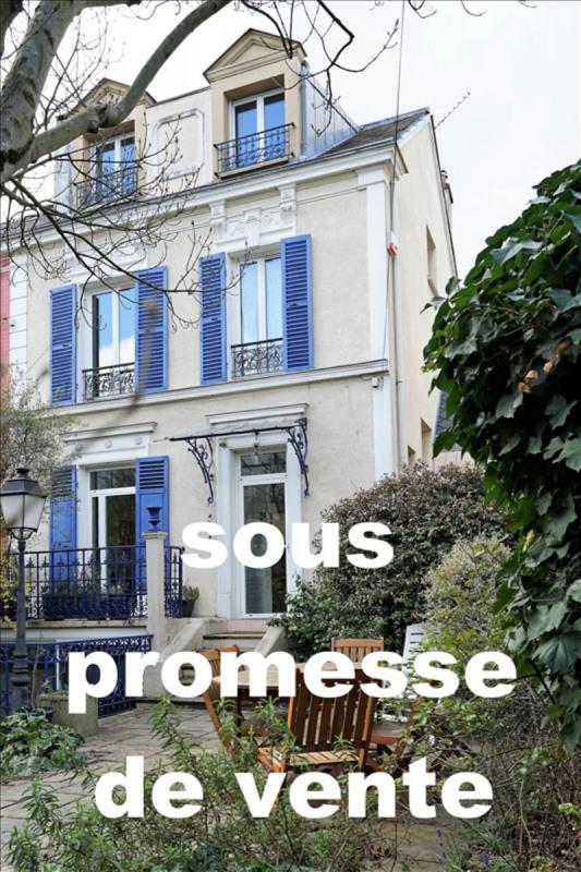 Verkauf von luxusobjekt haus Bois colombes 1110000€ - Fotografie 1