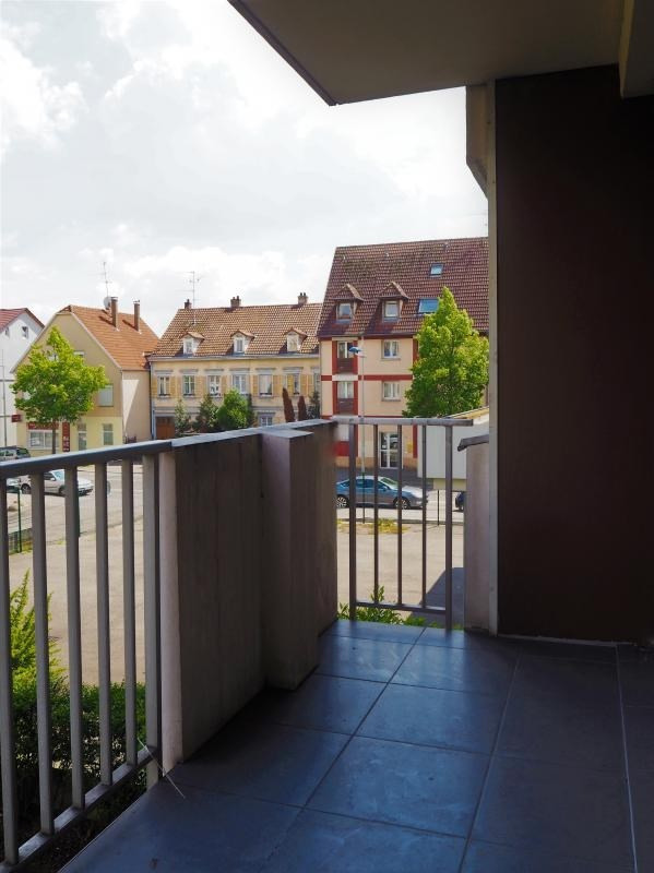 Revenda apartamento Strasbourg 86000€ - Fotografia 1