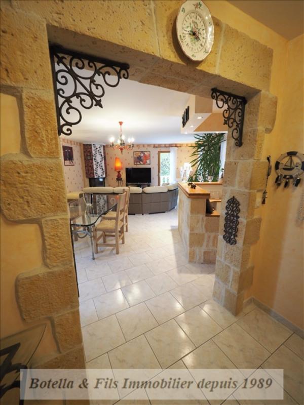 Vente maison / villa Goudargues 349000€ - Photo 8