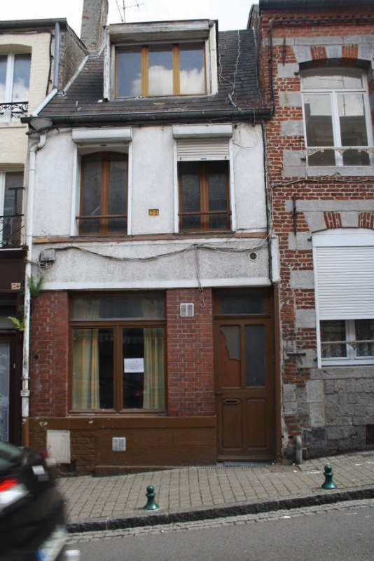 Vente immeuble Avesnes sur helpe 43500€ - Photo 1