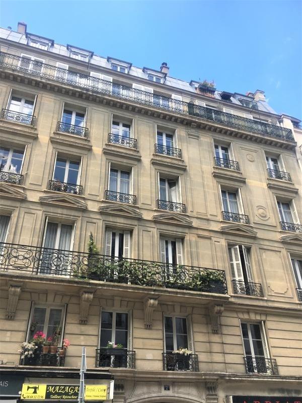 Sale apartment Paris 3ème 379000€ - Picture 1