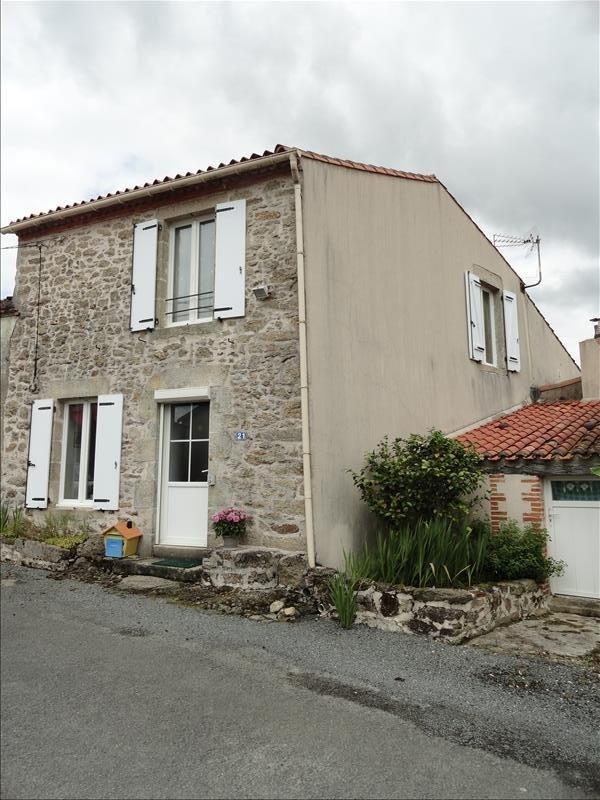 Vente maison / villa Getigne 187900€ - Photo 1