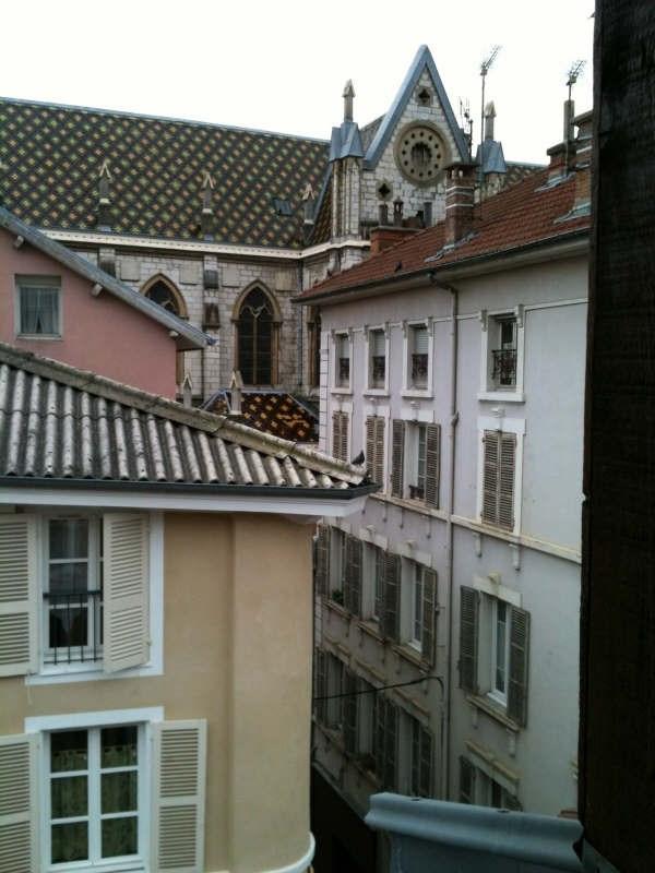 Locação apartamento Voiron 282€ CC - Fotografia 4
