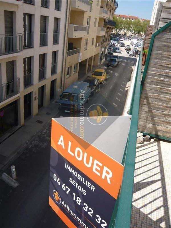 Location appartement Sete 620€ CC - Photo 6
