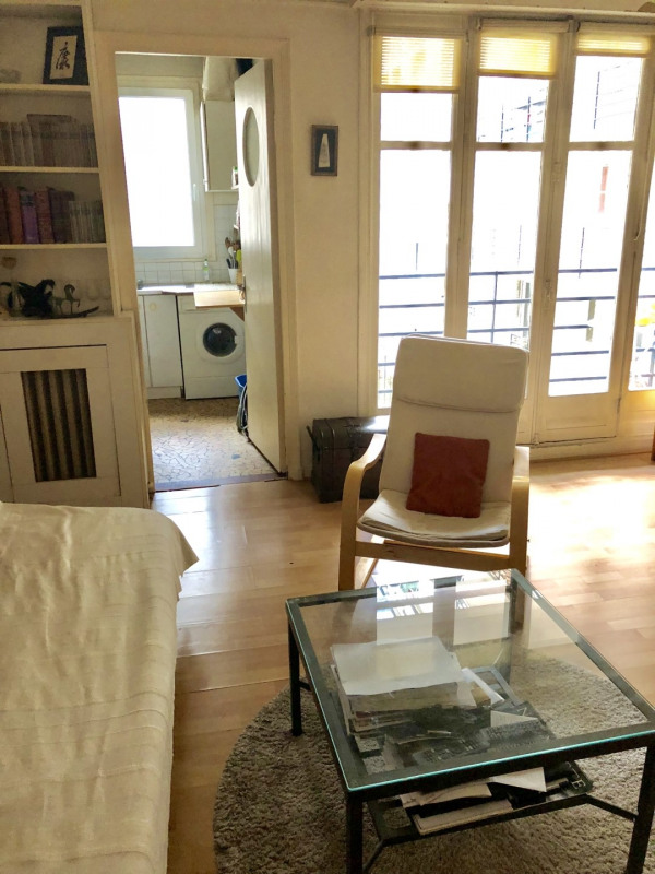 Vente appartement Paris 17ème 415 000€ - Photo 2