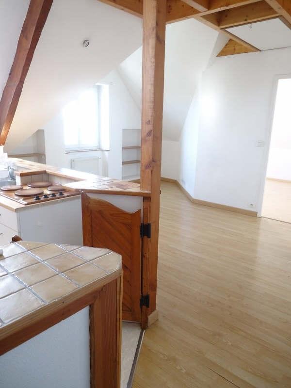 Rental apartment Brest 490€ CC - Picture 2