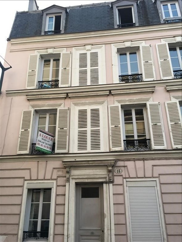 Verhuren  appartement Asnieres sur seine 568€ CC - Foto 1