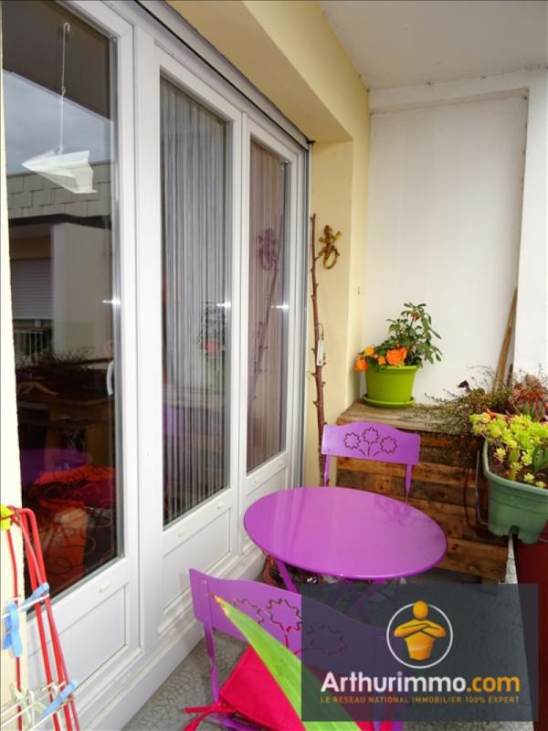 Vente appartement St brieuc 93 720€ - Photo 2