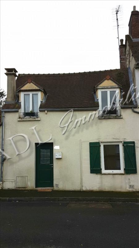 Sale house / villa La chapelle en serval 149000€ - Picture 1