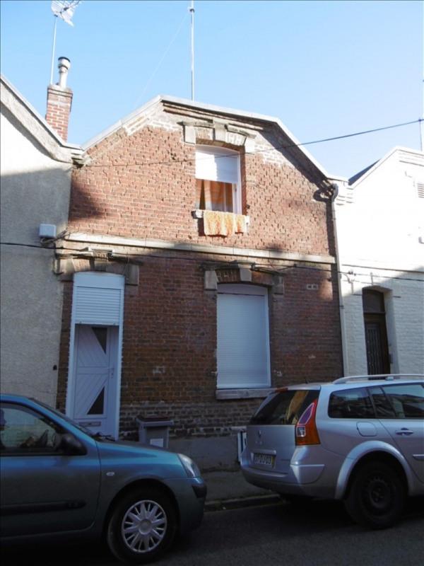 Sale house / villa St quentin 97000€ - Picture 1