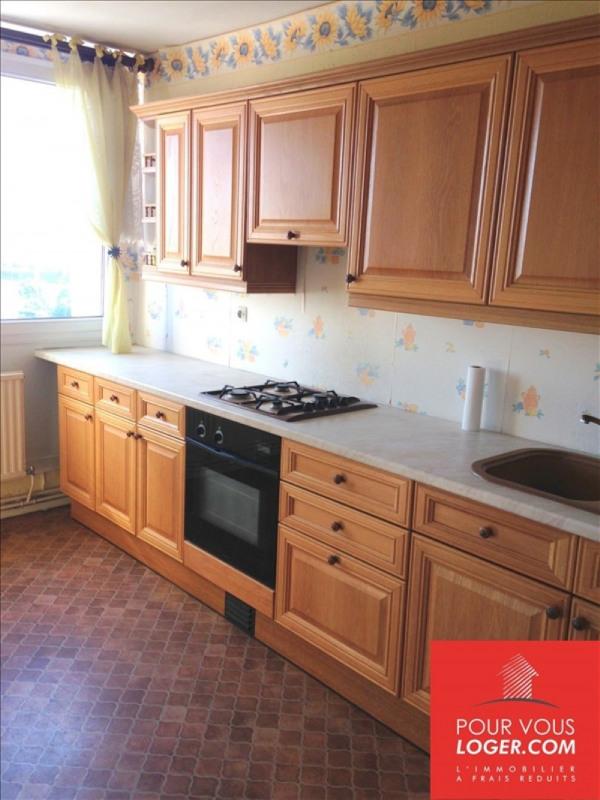 Sale apartment Boulogne sur mer 98500€ - Picture 3