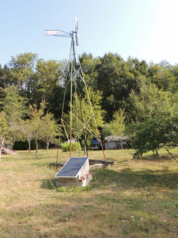 Vente terrain Charbuy 65000€ - Photo 2