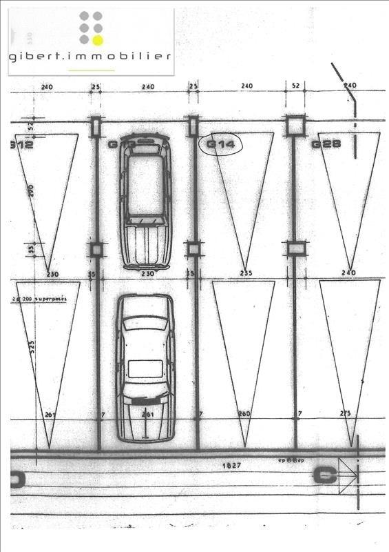 Sale parking spaces Le puy en velay 49800€ - Picture 2