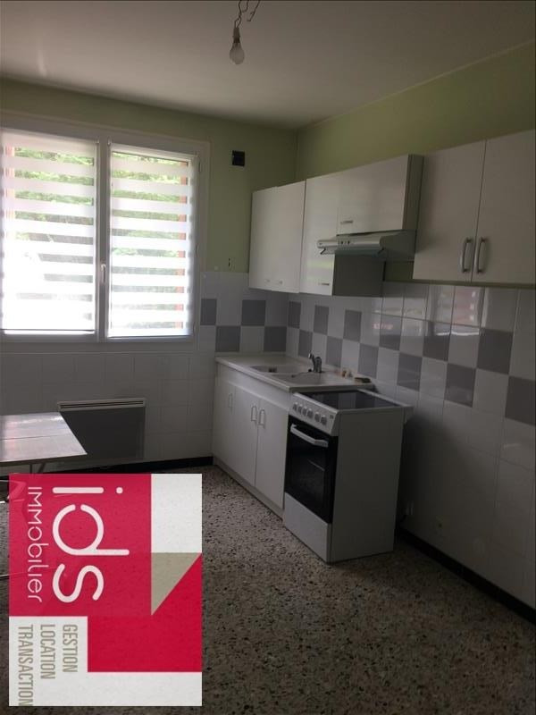 Location appartement Allevard 468€ CC - Photo 1
