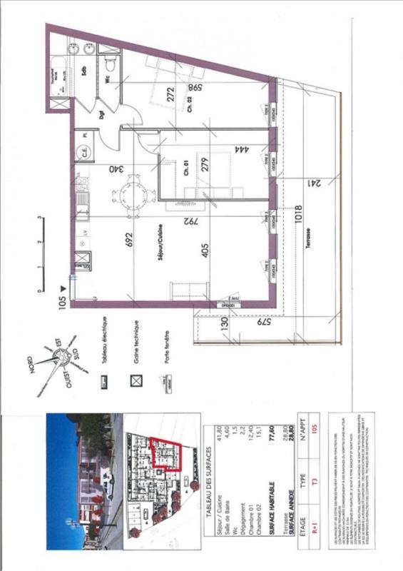 Venta  apartamento Collioure 499000€ - Fotografía 3