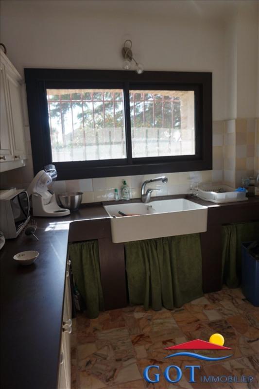 Revenda residencial de prestígio casa Bompas 555000€ - Fotografia 14