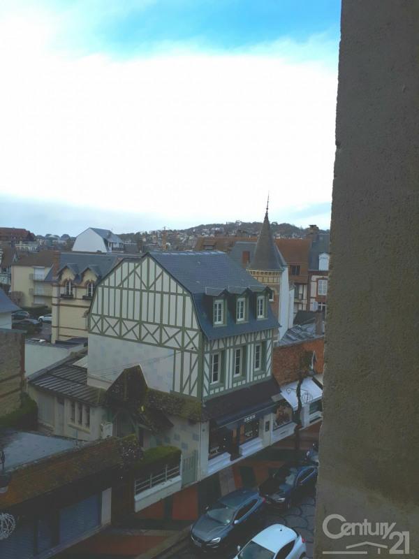 Verkoop  appartement Deauville 310000€ - Foto 13