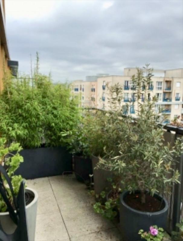 Rental apartment Clichy 1450€ CC - Picture 5