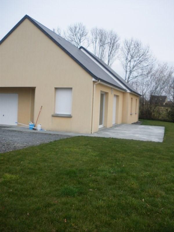 Locação casa Coutances 650€ CC - Fotografia 1