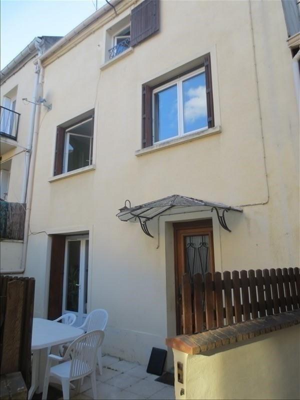 Sale house / villa Menucourt 242200€ - Picture 1