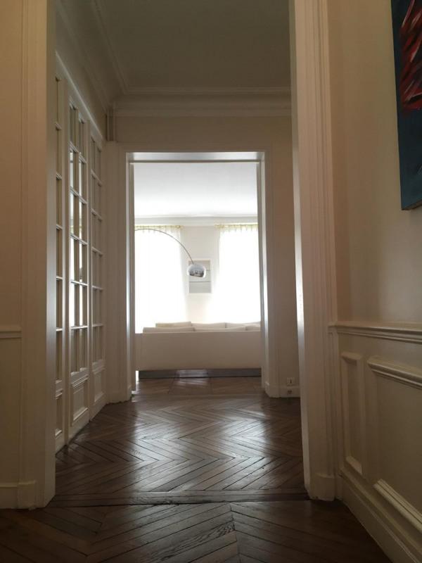 Alquiler  apartamento Paris 16ème 6500€ CC - Fotografía 4