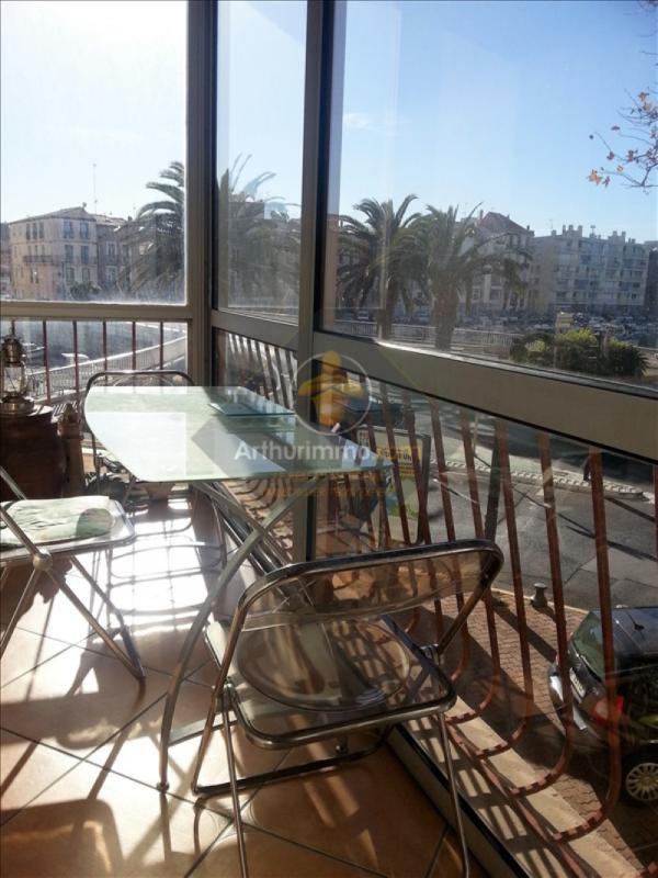 Sale apartment Sete 209000€ - Picture 1