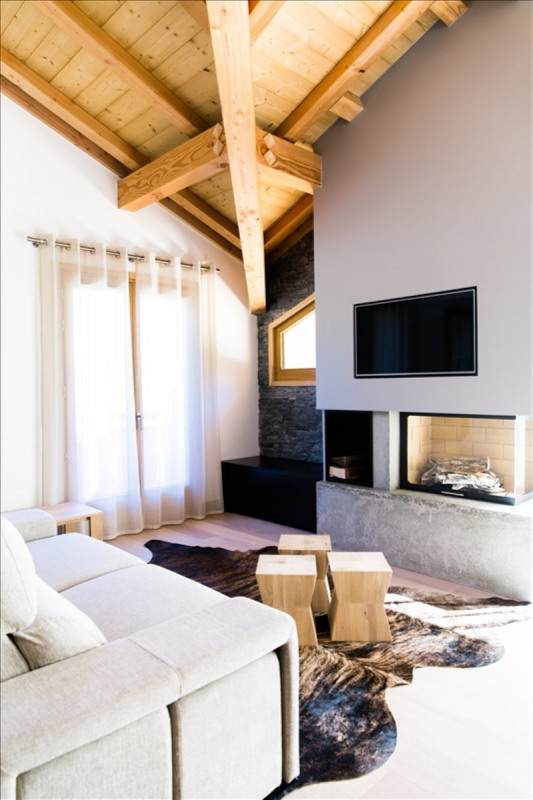 Deluxe sale apartment Morzine 560 000€ - Picture 1